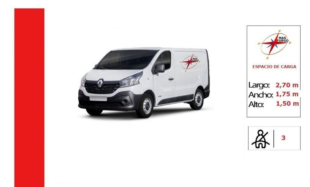 alquiler furgonetas carballo